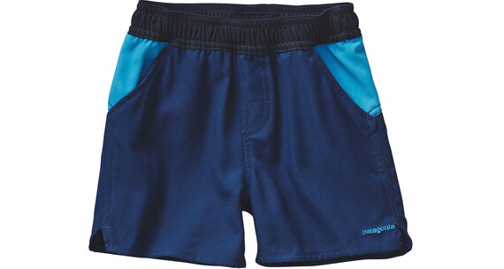 Patagonia Baby Forries Shorey Board Shorts Channel Blue